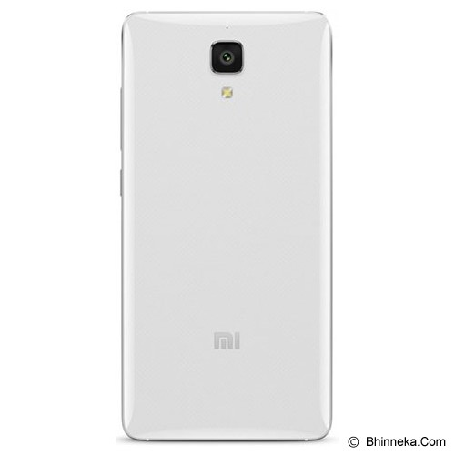 XIAOMI Mi4 4G (16GB/2GB RAM) - Silver (Merchant) - Smart Phone Android