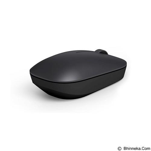 XIAOMI Mouse Version 2 Wireless - Black (Merchant) - Mouse Mobile