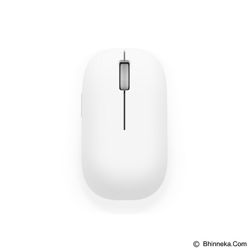 XIAOMI Mouse Version 2 Wireless - White (Merchant) - Mouse Mobile