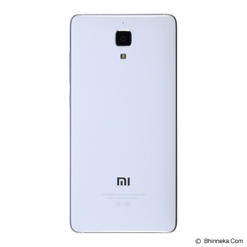 XIAOMI Mi 4 4G (16GB/2GB RAM) - White (Merchant) - Smart Phone Android