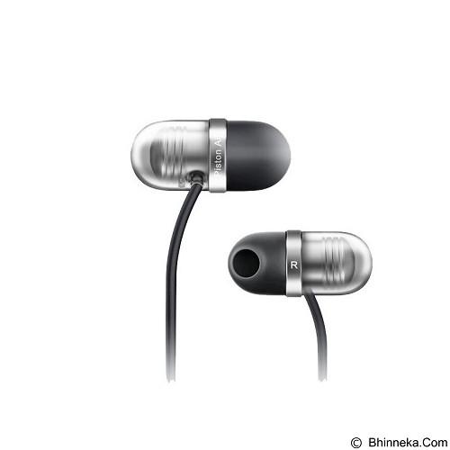 XIAOMI One More Design Piston Air Earphone - Black (Merchant) - Earphone Ear Monitor / Iem