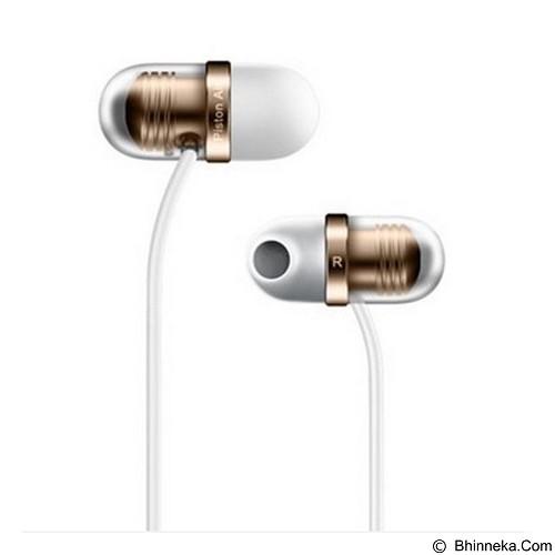 XIAOMI One More Design Piston Air Earphone - White (Merchant) - Earphone Ear Monitor / Iem