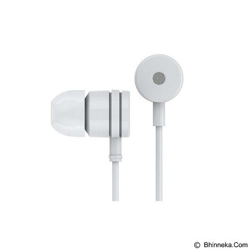 XIAOMI Piston Basic Version - White (Merchant) - Earphone Ear Monitor / Iem