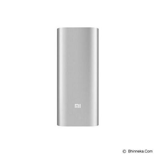 XIAOMI Powerbank 16000mAh - Silver (Merchant) - Portable Charger / Power Bank