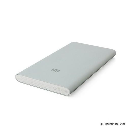 XIAOMI Powerbank 5000mAh - Silver - Portable Charger / Power Bank