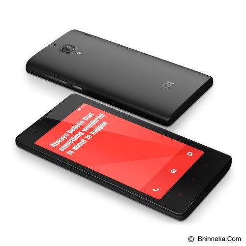 XIAOMI Redmi 1S - Black/Grey - Smart Phone Android