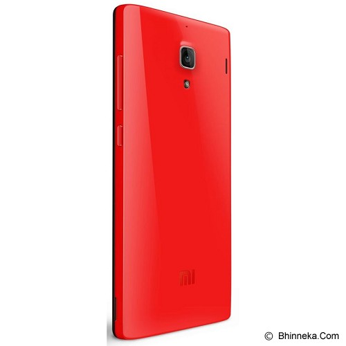 XIAOMI Redmi 1S (Garansi by Merchant) - Red - Smart Phone Android