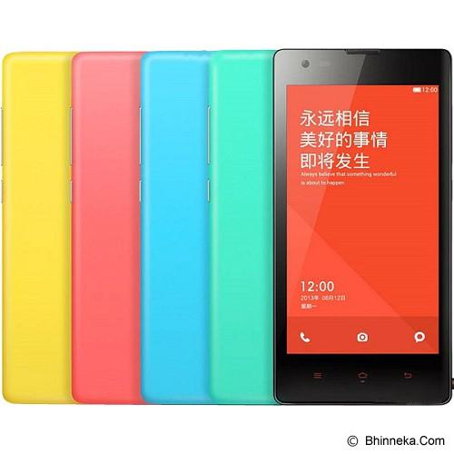 XIAOMI Redmi 1S (Garansi by Merchant) - Yellow - Smart Phone Android
