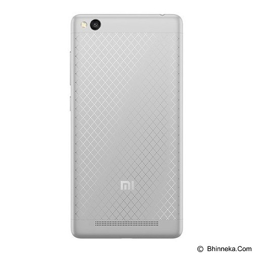 XIAOMI Redmi 3 (16GB/2GB RAM) - Grey - Smart Phone Android