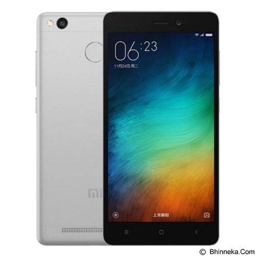 XIAOMI Redmi 3S (16GB/2GB RAM) - Grey (Merchant) - Smart Phone Android