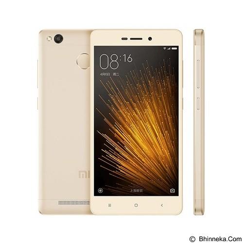 XIAOMI Redmi 3x - Gold (Merchant) - Smart Phone Android