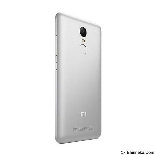 XIAOMI Redmi Note 3 LTE (32GB/3GB RAM) - Silver - Smart Phone Android