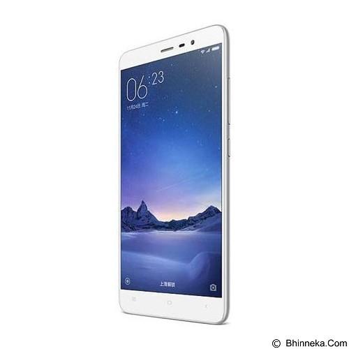 XIAOMI Redmi Note 3 Pro (32GB/3GB RAM) - Silver - Smart Phone Android