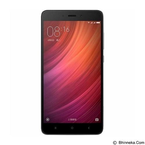 XIAOMI Redmi Note 4 (32GB/3GB RAM) Snapdragon - Black (Merchant) - Smart Phone Android