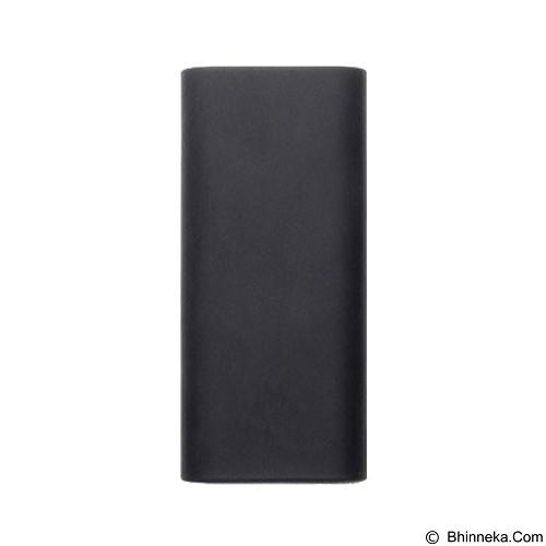 XIAOMI Silicon Case for Power Bank 16000mAh - Black (Merchant) - Casing Powerbank / Case