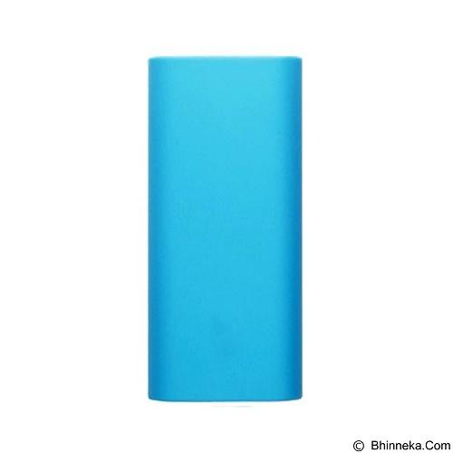 XIAOMI Silicon Case for Power Bank 16000mAh - Blue (Merchant) - Casing Powerbank / Case