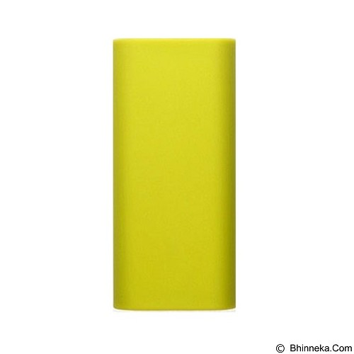 XIAOMI Silicon Case for Power Bank 16000mAh - Green (Merchant) - Casing Powerbank / Case