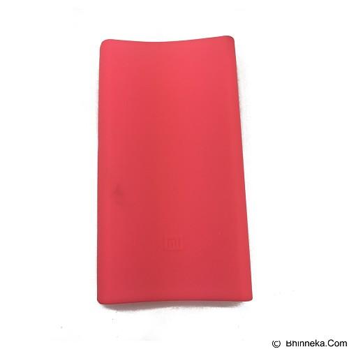 XIAOMI Silicone Powerbank 20000mAh - Pink (Merchant) - Casing Handphone / Case
