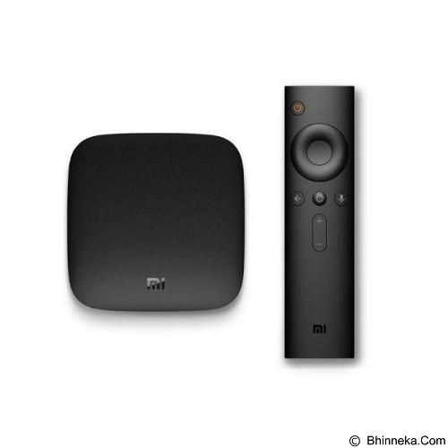 XIAOMI Smart Android TV Box 3C - 4K (Merchant) - Tv Set Top Box / Stb