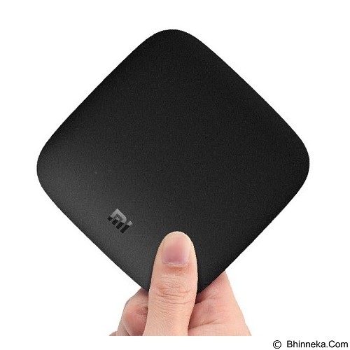 XIAOMI Smart Android TV Box 3C - 4K (Merchant) - Tv Set Top Box / Stb
