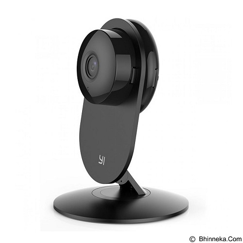 XIAOMI Xiaoyi Smart CCTV Home Camera with Nightvision - Black (Merchant) - Ip Camera