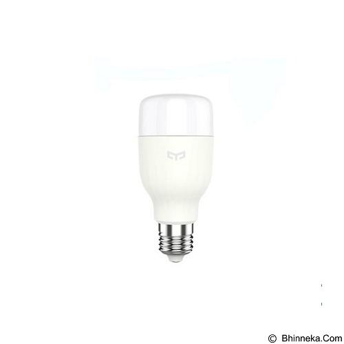 XIAOMI Yeelight Smart Wireless LED Bulb [E27] (Merchant) - Lampu Bohlam / Bulb