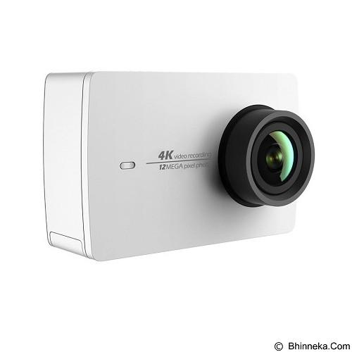 XIAOMI Yi Action Camera II 4K Combo Supreme - White (Merchant) - Camcorder / Handycam Flash Memory
