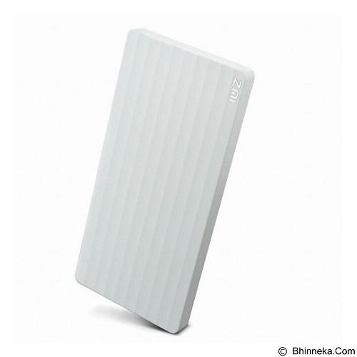 XIAOMI ZMI Powerbank 10000mAh Slim - White (Merchant) - Portable Charger / Power Bank