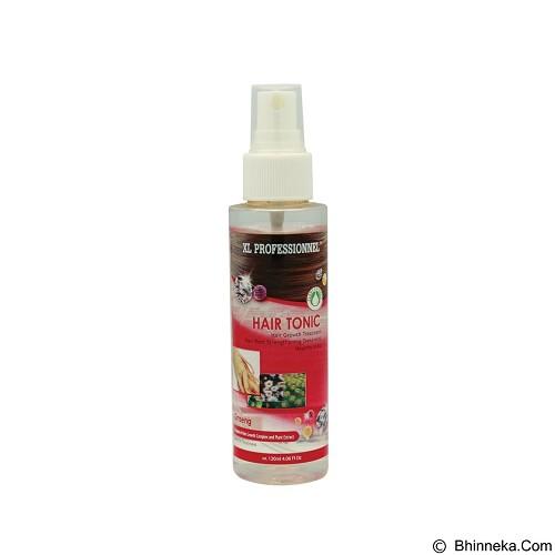 XL PROFESSIONNEL Hair Tonic Ginseng 120ml (Merchant) - Tonik Rambut / Hair Tonic