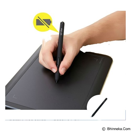 XP-PEN Smart Graphics Drawing Pen Tablet with Passive Pen [G430] (Merchant) - Digital Drawing / Tablet