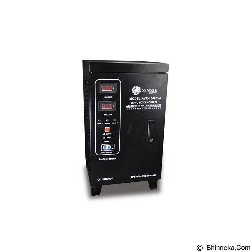 Xinzie Electric Stabilizer 10000VA [AVR-10000 VA-130V] (Merchant) - Stabilizer Consumer