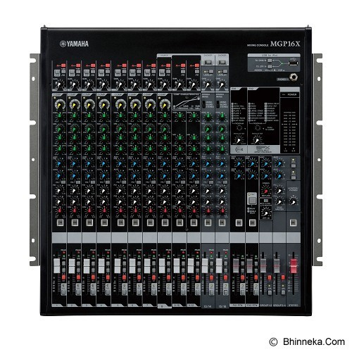 YAMAHA Analog Mixer MGP Series [MGP16X] (Merchant) - Mixer Recording / Studio