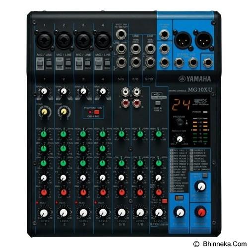 YAMAHA Analog Mixers [MG10XU] - Mixer Live / Stage