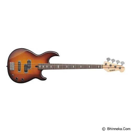 YAMAHA Bass Elektrik BB Series [BB424] - Tobacco Brown Sunburst - Bass Elektrik