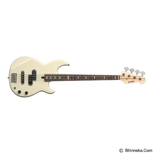 YAMAHA Bass Elektrik BB Series [BB424] - Vintage White - Bass Elektrik