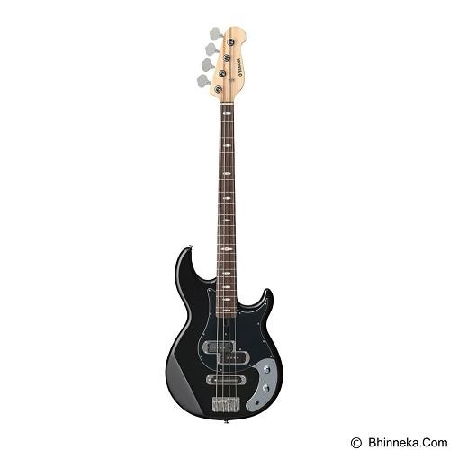 YAMAHA Bass Elektrik BB Series [BB424X] - Black - Bass Elektrik