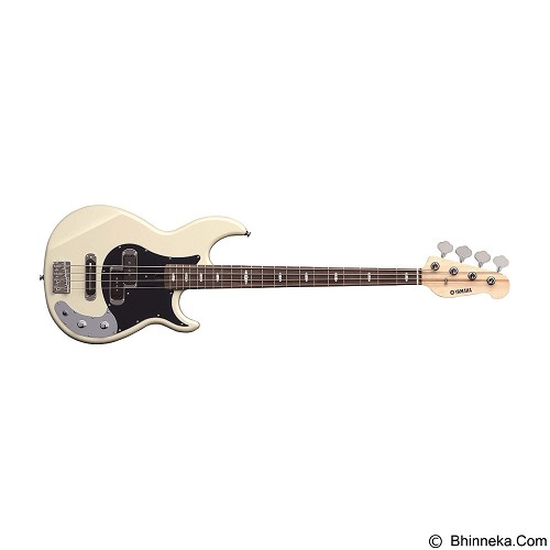 YAMAHA Bass Elektrik BB Series [BB424X] - Vintage White - Bass Elektrik