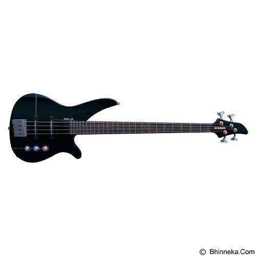 YAMAHA Bass Elektrik RBX Series [RBX4A2] - Jet Black (Merchant) - Bass Elektrik