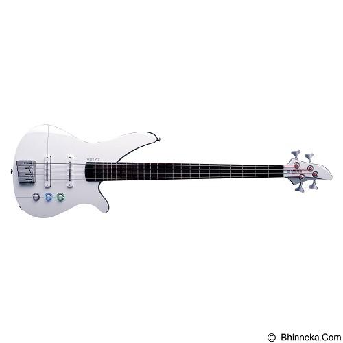 YAMAHA Bass Elektrik RBX Series [RBX4A2] - White & Aircraft Gray - Bass Elektrik