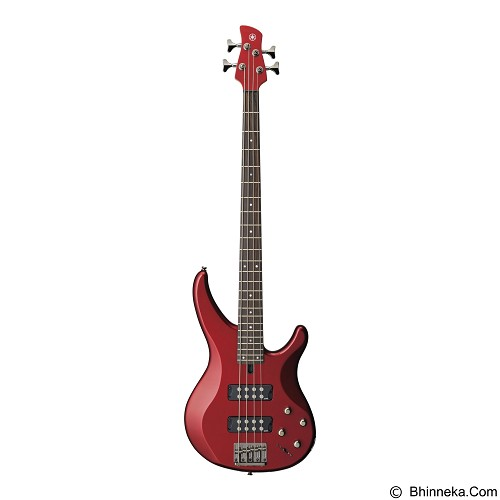 YAMAHA Bass Elektrik TRBX Series [TRBX304] - Candy Apple Red - Bass Elektrik