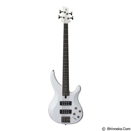 YAMAHA Bass Elektrik TRBX Series [TRBX304] - White - Bass Elektrik