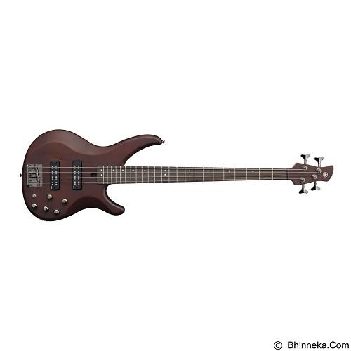 YAMAHA Bass Elektrik TRBX Series [TRBX504-TBN] - Translucent Brown - Bass Elektrik