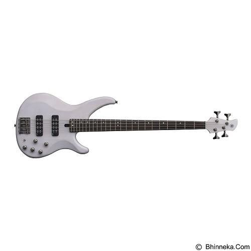 YAMAHA Bass Elektrik TRBX Series [TRBX504-TWH] - Translucent White - Bass Elektrik