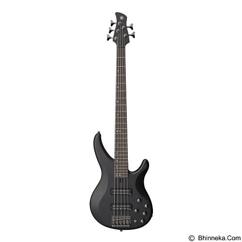 YAMAHA Bass Elektrik TRBX Series [TRBX505] - Translucent Black - Bass Elektrik