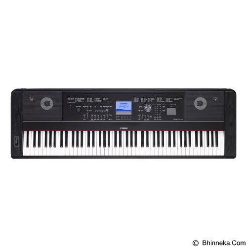 YAMAHA Digital Piano [DGX-660] - Black - Digital Piano
