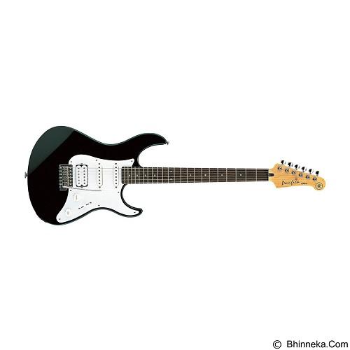 YAMAHA Gitar Elektrik Pacifica Series [PAC112V] - Black - Gitar Elektrik