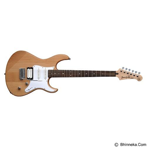 YAMAHA Gitar Elektrik Pacifica Series [PAC112V] - Yellow Natural Satin - Gitar Elektrik