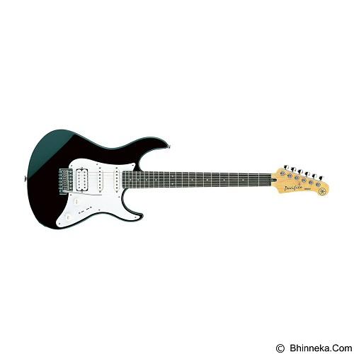 YAMAHA Gitar Elektrik Pacifica Series [PAC112J-BL] - Black - Gitar Elektrik