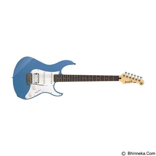 YAMAHA Gitar Elektrik Pacifica Series [PAC112J-LPB] - Lake Placid Blue - Gitar Elektrik