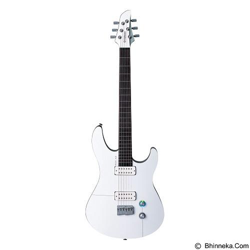 YAMAHA Gitar Elektrik RGX Series [RGXA2-WAG] - White & Aircraft Gray - Gitar Elektrik